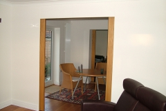 Concealed sliding doors 2